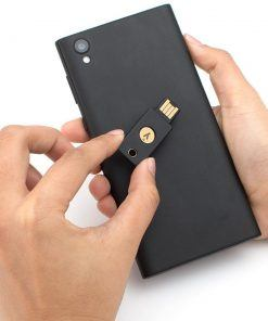 YubiKey 5 with Android 247x296